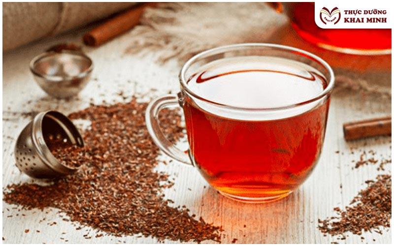 Bạn đã uống trà gạo lứt rang đúng cách?