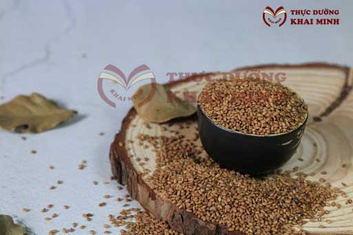 8 công dụng của hạt mè đối với sức khỏe con người